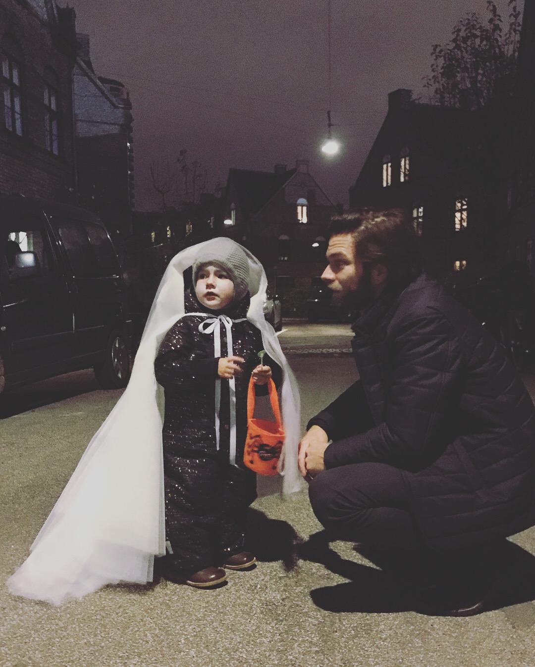 lav selv halloween kostume